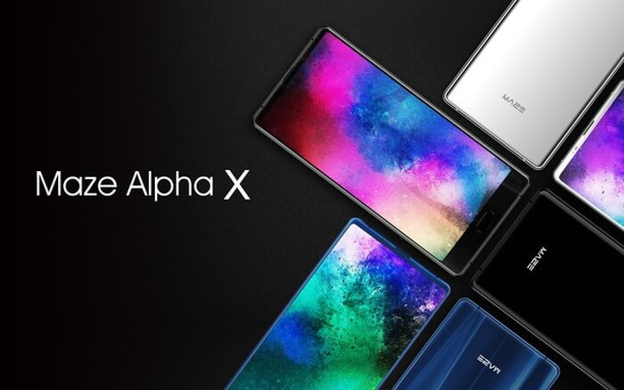 Maze Alpha X