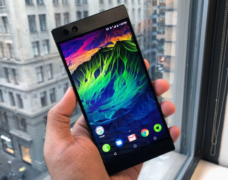Article photo Razer smartphone