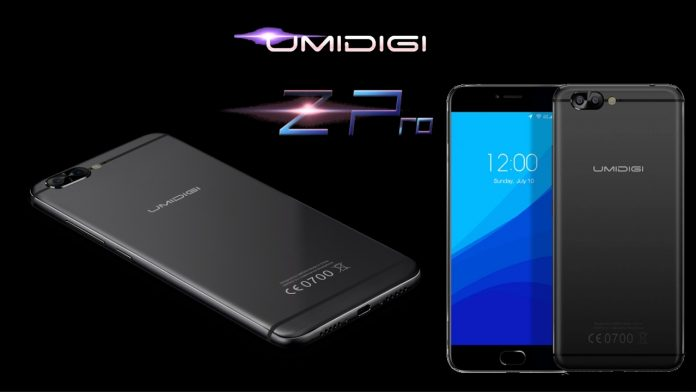 UMIDIGI Z Pro custom rom download