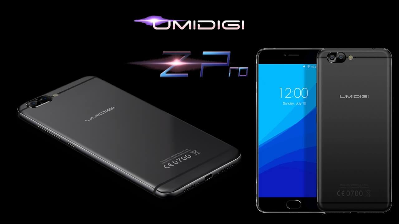UMIDIGI Z Pro custom rom download