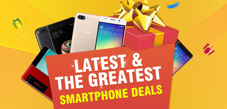 smartphone sale