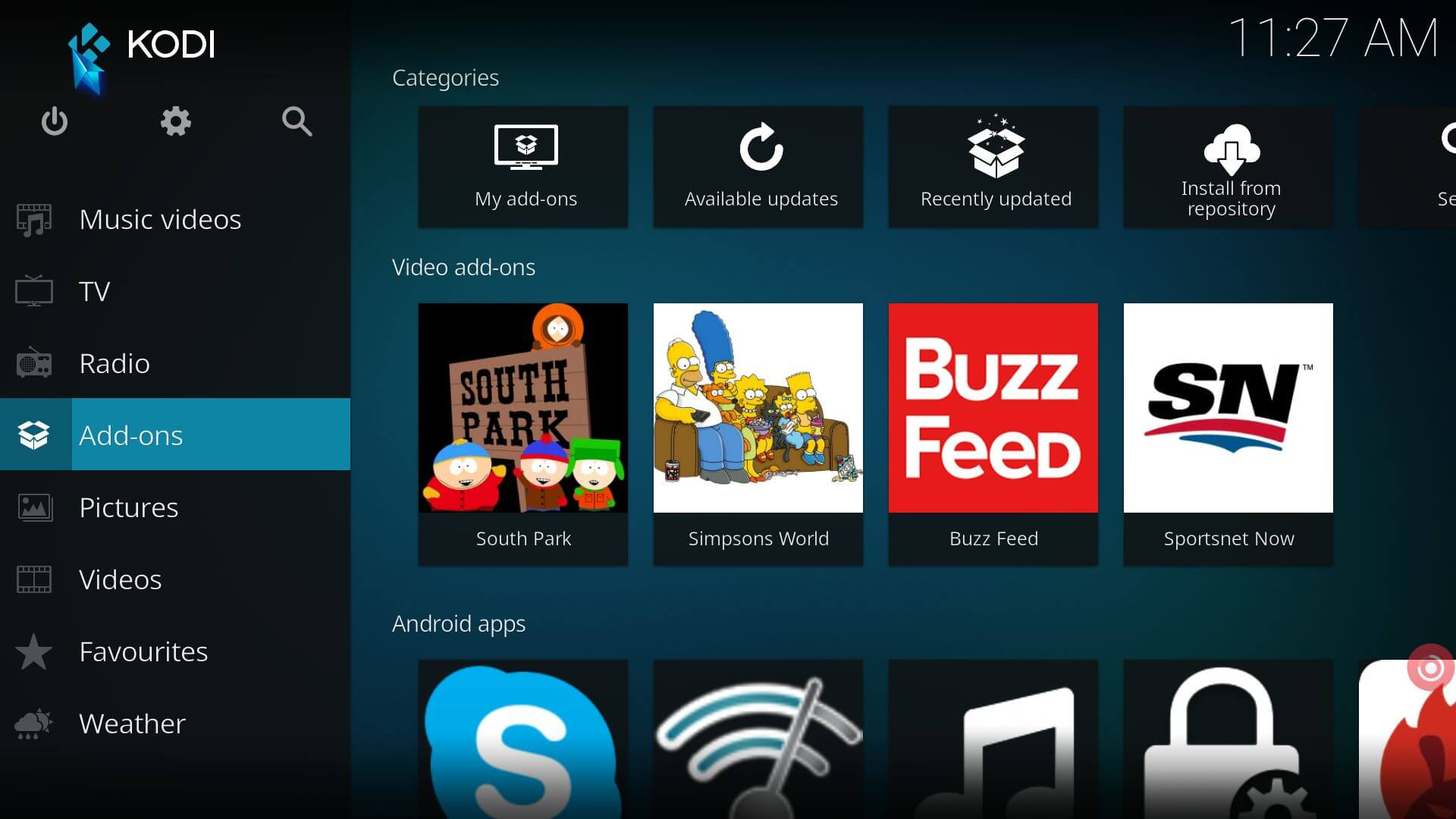 Himedia q10 pro review first 4k uhd blu ray navigation player with it comes as clean operating system because it has only required apps like kodi youtube and other besides that it works fast and fluid ccuart Choice Image