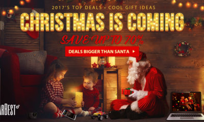 Gearbest EU Warehouse Christmas discounts