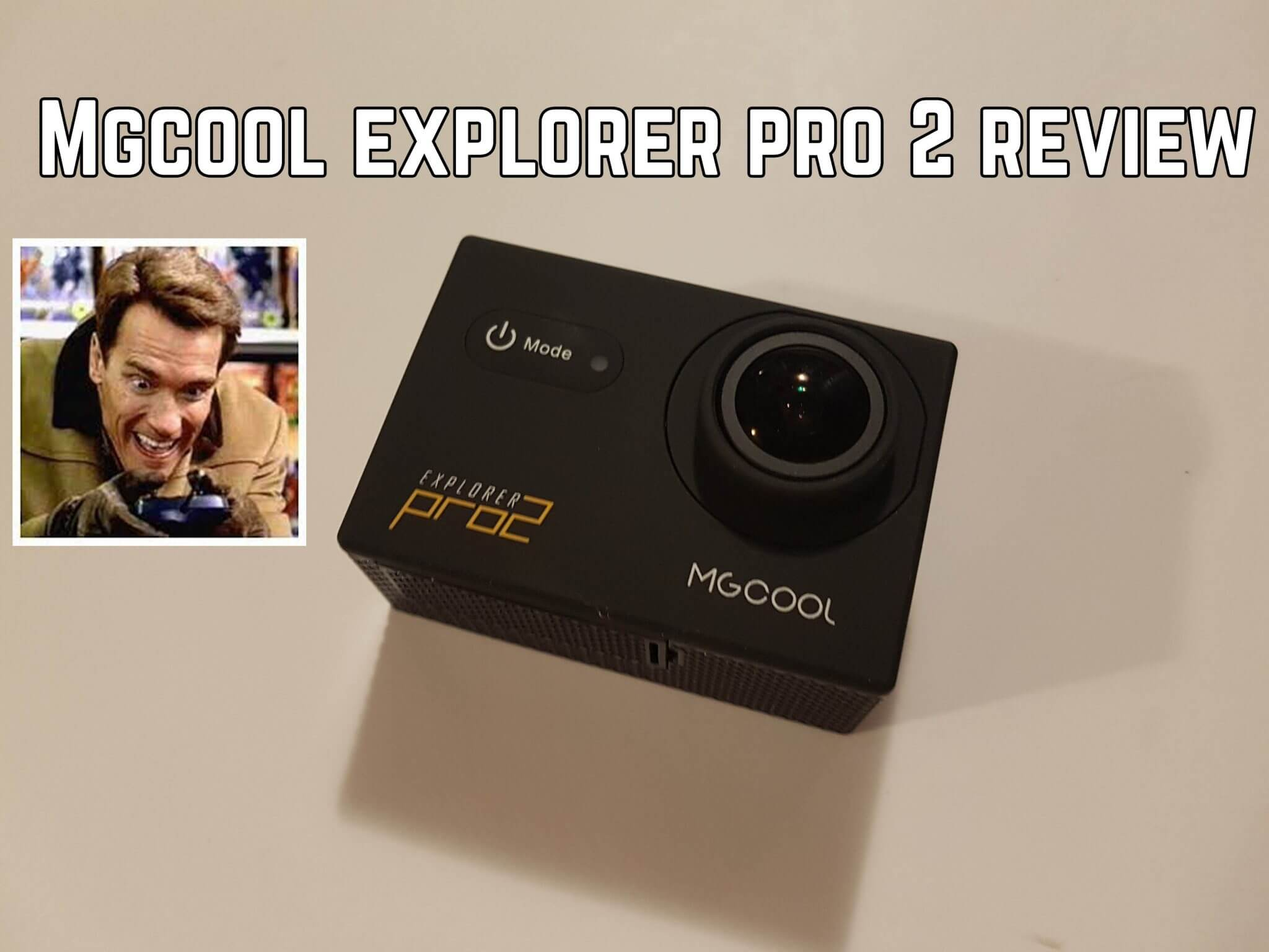 Mgcool explorer pro 2 review
