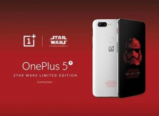 article photo: OnePlus 5T Star Wars Limited Edition