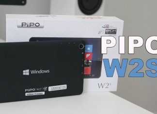 PiPO W2S discount