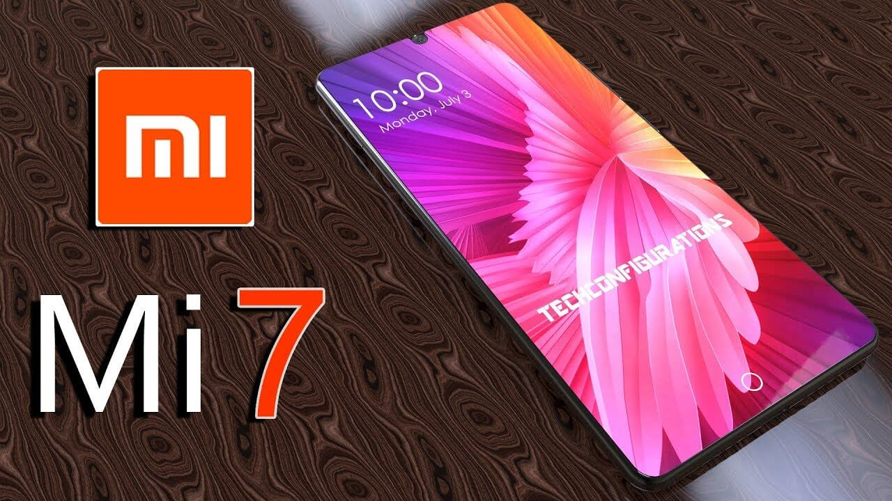 article photo: Xiaomi Mi 7 will support wireless charging