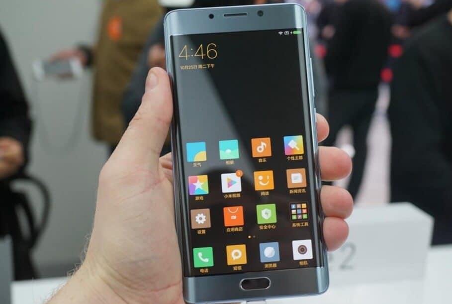 article photo: Xiaomi Mi Note 2