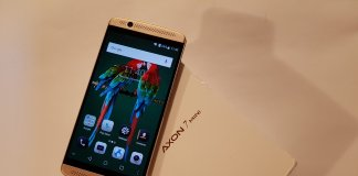 article photo: ZTE Axon 7 Mini review