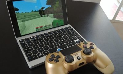 GPD Pocket gaming