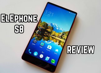 article: Elephone s8 Review