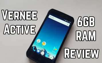 Vernee Active Review