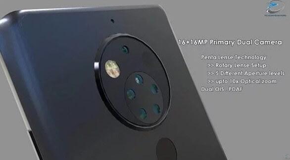 nokia 10 camera