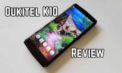 Oukitel K10 Review
