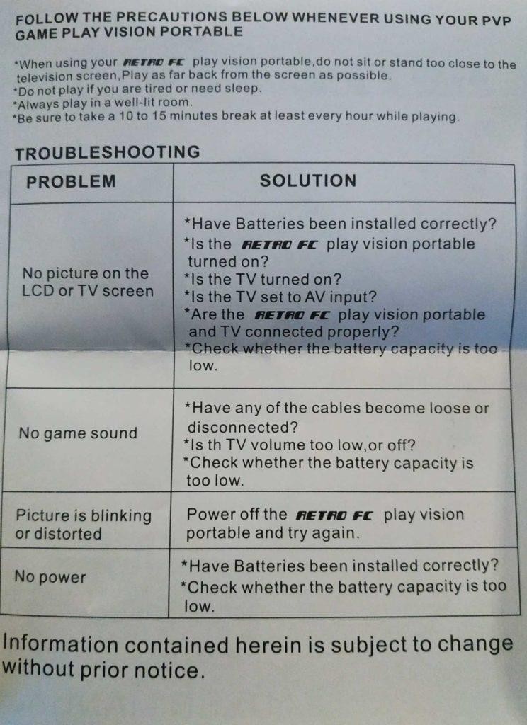 Troubleshooting Gocomma console