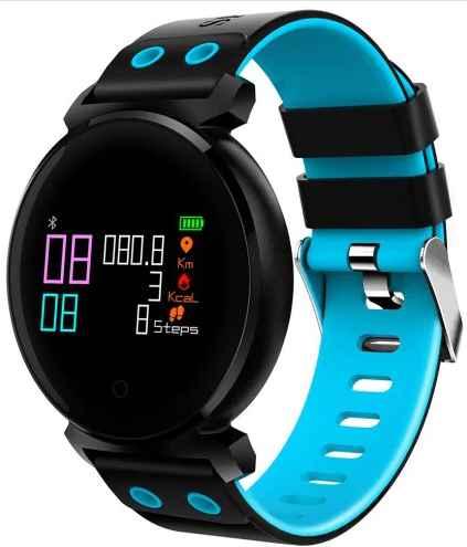 K2 Sport Smartwatch blue