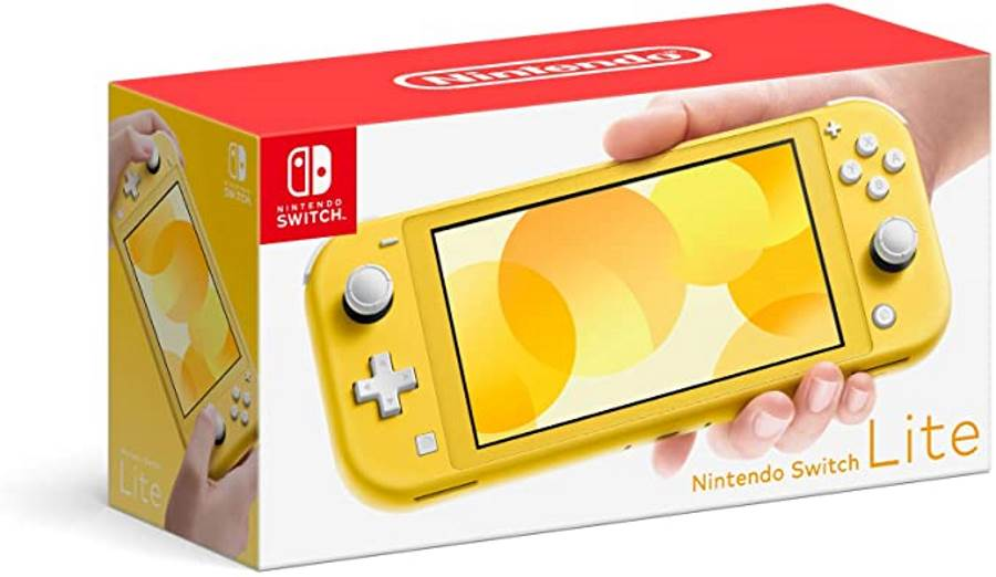 top 5 handheld game console nintendo switch lite