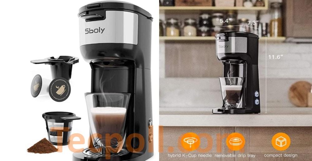 S boyl coffee maker