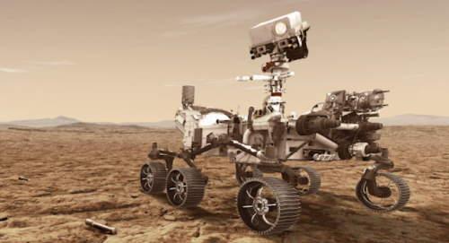 exploring mars - kids toys