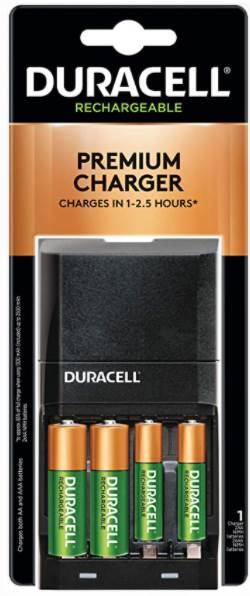 Duracell charger Ion speed 4000