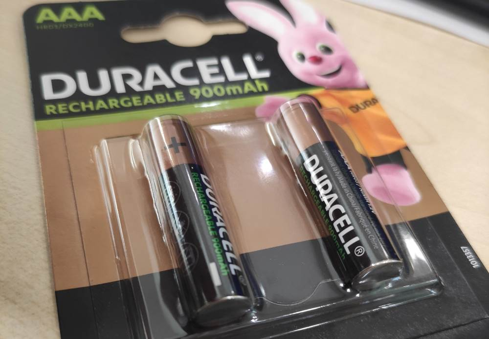 rechargeable AA AAA battery