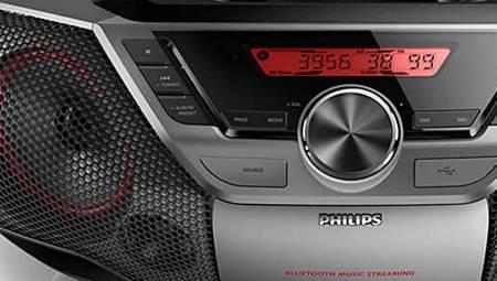 Philips BoomBox CD Player
