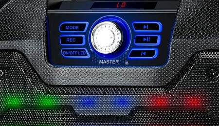JYX BoomBox karaoke speaker review