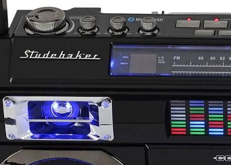 Studebaker boom box review