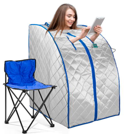 Durherm infrared portable sauna